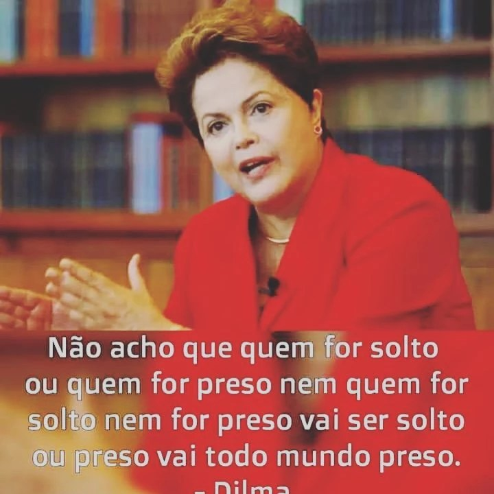 Image Result For Lula Foi Solto