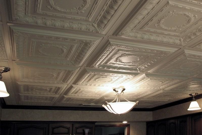 Paintable Wallpaper Ceiling Tiles Integralbook Com