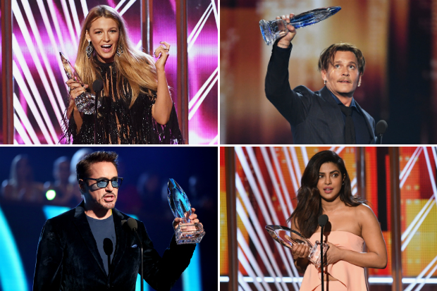 Image result for photo from People's Choice Awards 2017