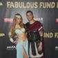 Paris Hilton Chris Zylka halloween 2017 costume jasmine roman soldier gladiator