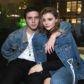 Brooklyn Beckham Chloe Grace Moretz xbox denim jean jacket dating
