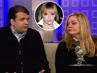 Report: Brittany Murphy's Husband and Mother Were Sharing ...
