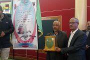 جامعة غارداية تكرم الأستاذ الدكتور قرباتي قدور وحرمه