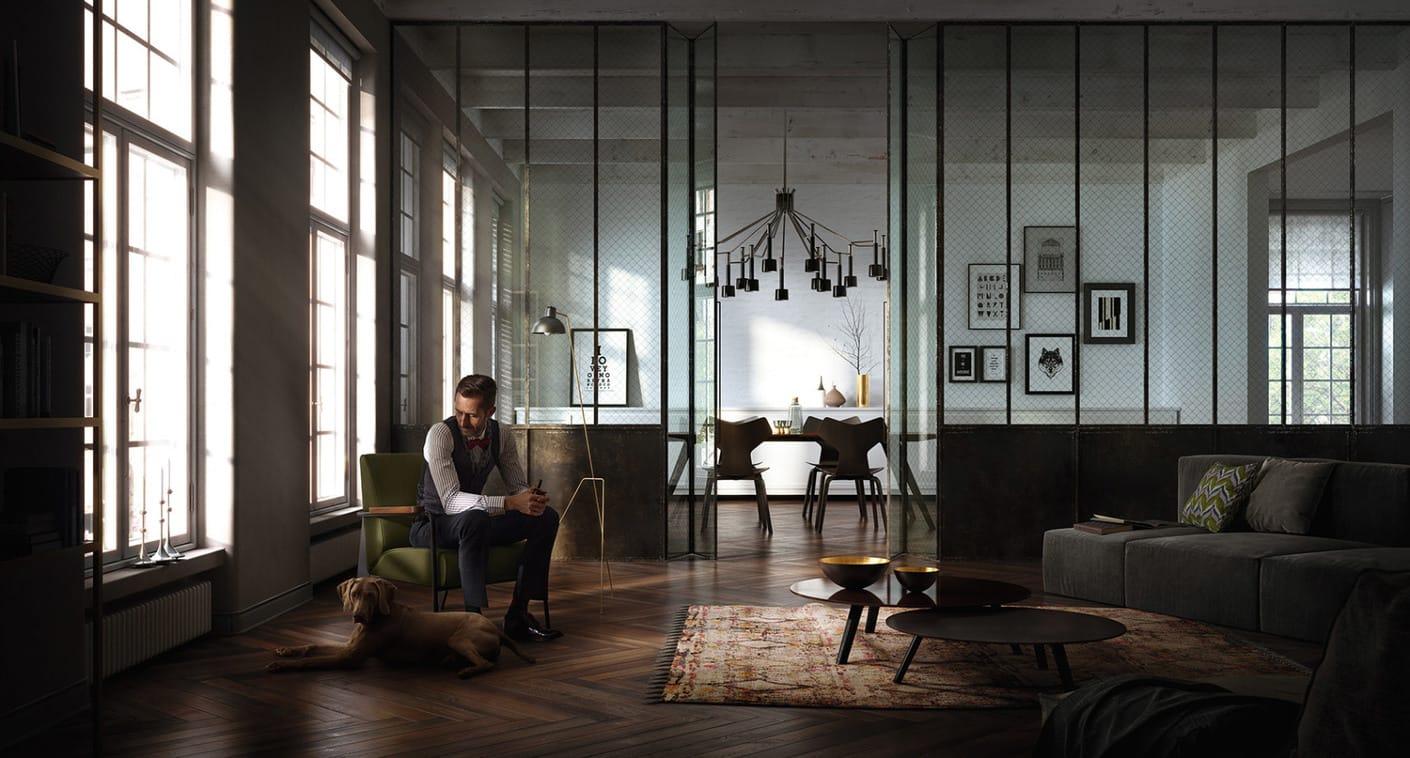 Lounge Chair Living Room