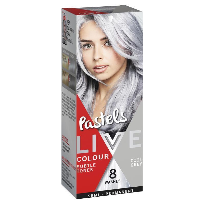 Schwarzkopf Hair Color Grey