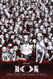 Poster 101 Dalmatians