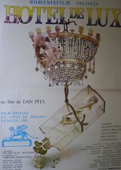 Poster Hotel de lux