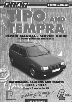 DiagramaManual FIAT Fiat Tipo, Tempra