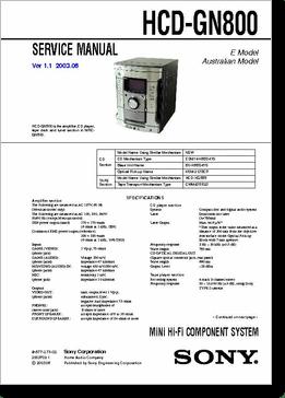 DiagramaManual SONY MHCGN800