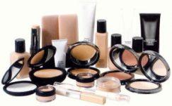 maquiagem base