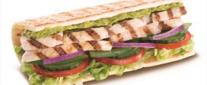 subway flatbread