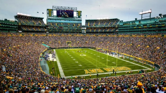 Lambeau Field ready for Packers-Cardinals game