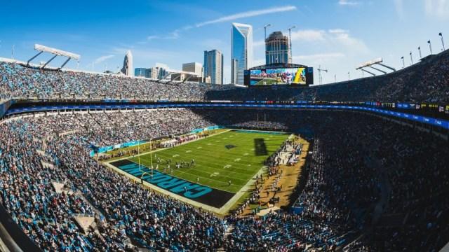 Panthers Stadium | Carolina Panthers - Panthers.com