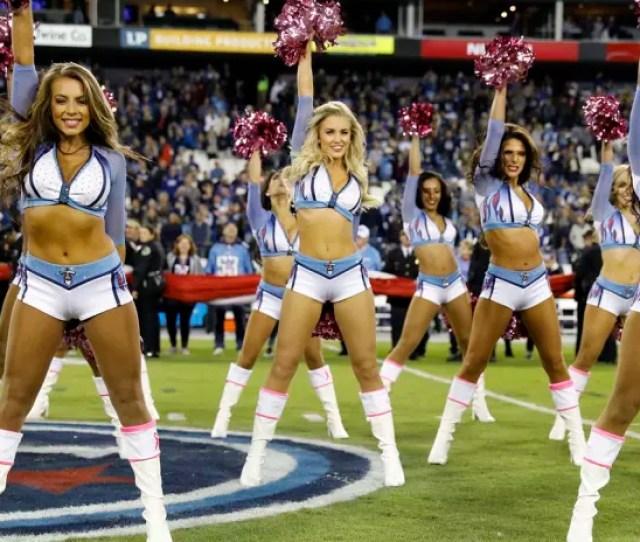 Titans Cheerleaders Week   Vs Colts