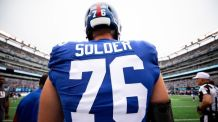 New York Giants' Nate Solder Opts Out of 2020 NFL Season After 'Praying, Wrestling, and Listening to God'