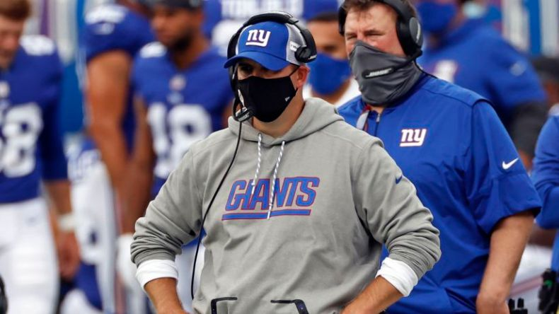 Giants 'go back to work' after 0-3 start to season