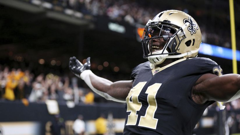 Healthy Alvin Kamara prepared to show off his old, new self with New  Orleans Saints