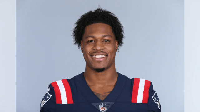 This is a 2020 photo of N'Keal Harry of the New England Patriots NFL football team. This image reflects the Patriots active roster as of August 2, 2020 when this image was taken. (AP Photo)