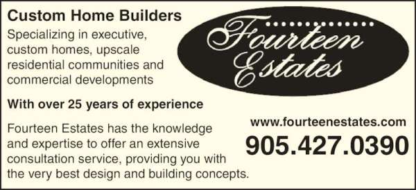 Fourteen Estates Ltd - Opening Hours - 513 Westney Rd S ...