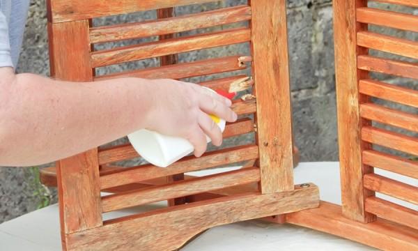 comment reparer des meubles en bois