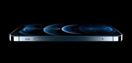 据说iPhone 13屏幕的时钟和电池图标区域可以连续点亮:Apple iPhone