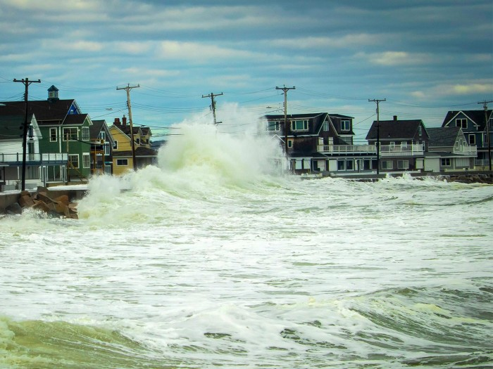 Extreme sea level events will be more frequent along coastlines around the world