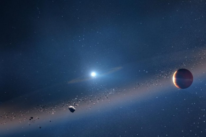 The study found that wooden planets can survive the death of their stars