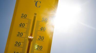 De plus hautes températures ont déjà été relevées, mais elles sont contestées.