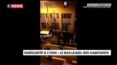 Insecurity: the inhabitants of a district of Lyon are fed up