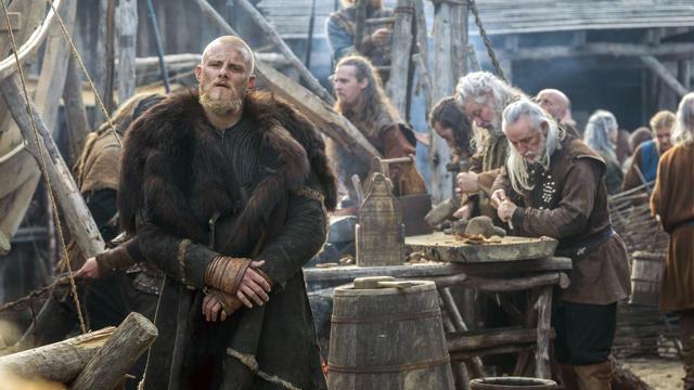 """Je suis déçu d'avoir """"chosen"""" Vikings L Ultime Saison 6 A Suivre Sur Canal Series Cnews"""