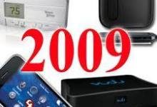 Trends & Predictions In Technology For 2009 2