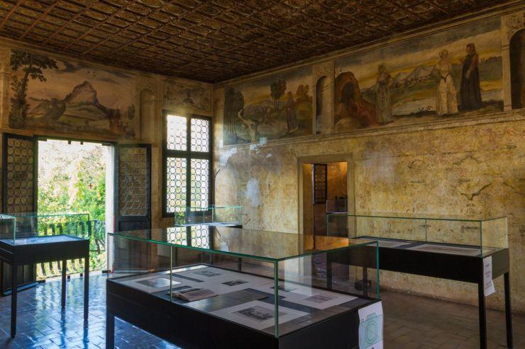 Petrarca House Interior