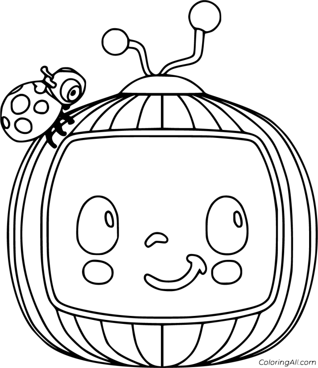 CoComelon Coloring Pages - ColoringAll