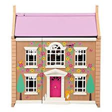 tidlington-wooden-dolls-house Tidlington Wooden Dolls House – The Wooden Doll House Your Kids will Love! Color