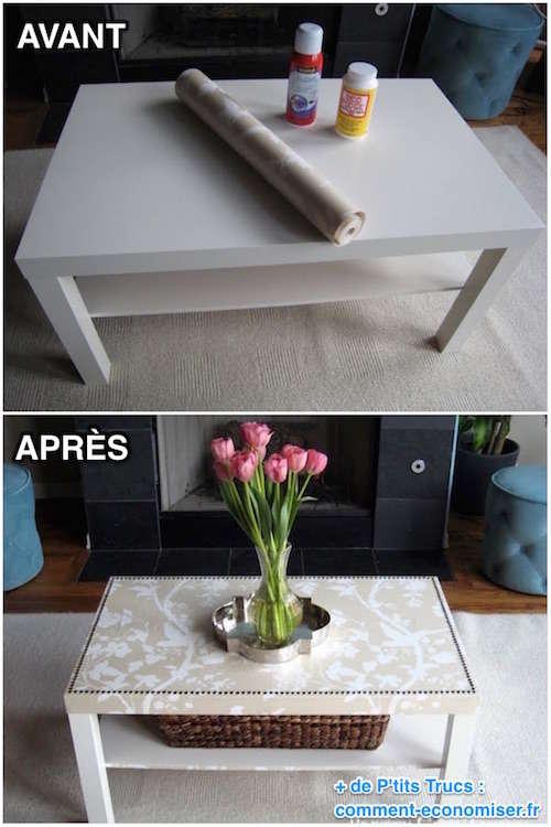 table ikea en meuble chic