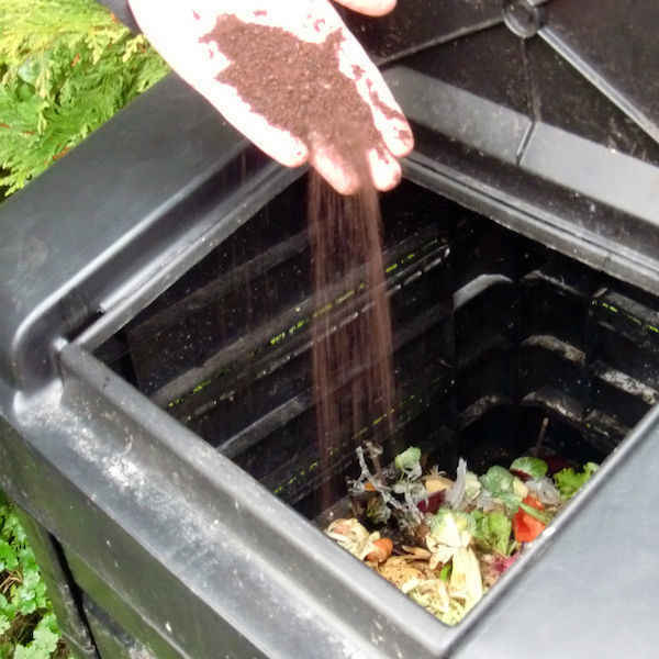 Améliorer votre compost avec du compost