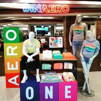 Aéro One, la primera colección sin género de Aéropostale en México