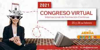 AENOA y Akency por el Congreso Virtual Internacional de Formación Continua
