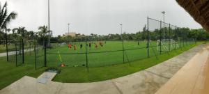 Barceló Bávaro Grand Resort hospeda al campeón de la liga de fútbol canadiense