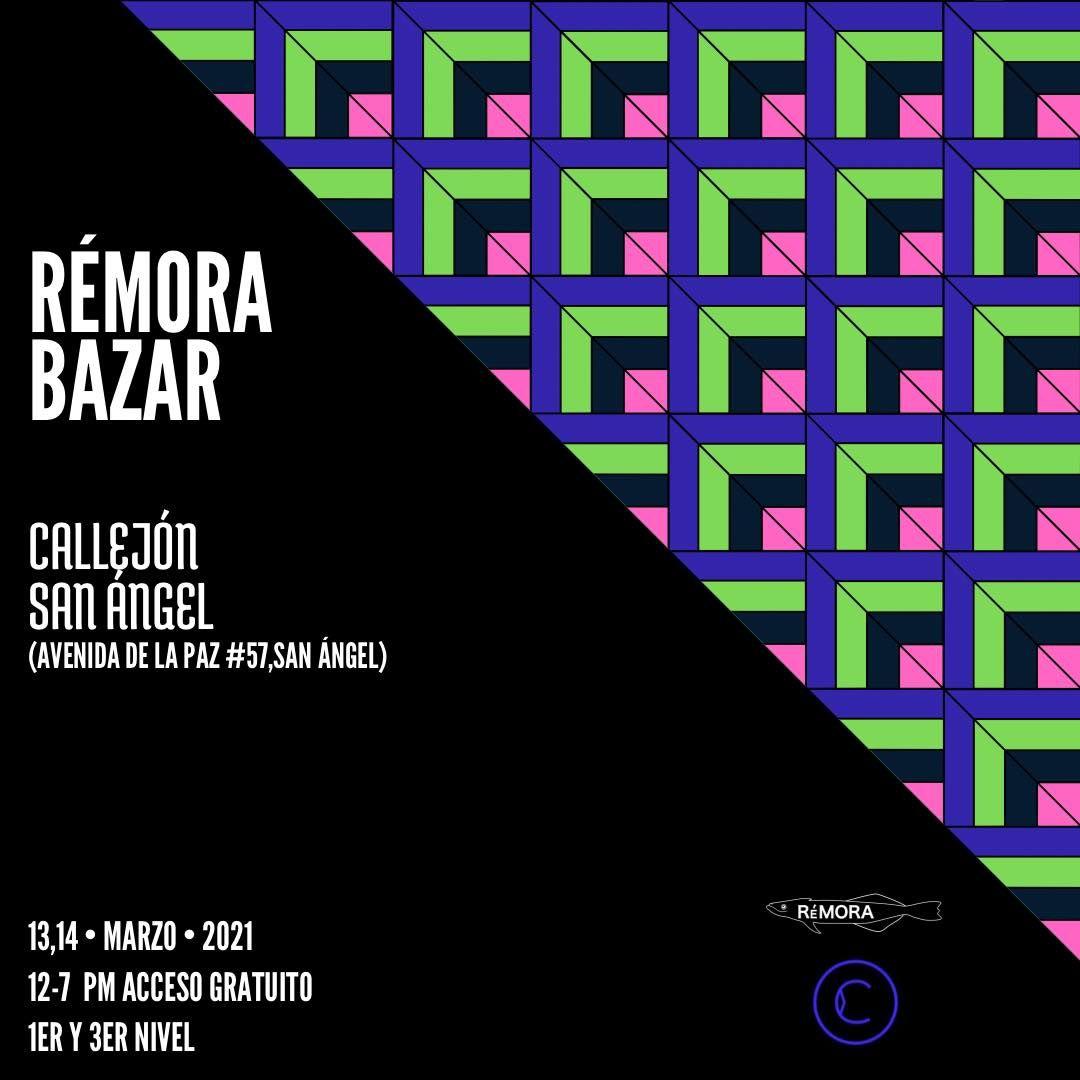 Colectivo Rémora ha creado Rémora Bazar, un espacio mexicano para marcas emprendedoras 1
