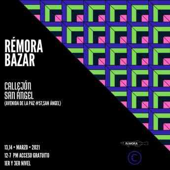 Colectivo Rémora ha creado Rémora Bazar, un espacio mexicano para marcas emprendedoras