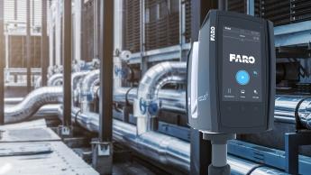 FARO® presenta el Laser Scanner FocusS 70