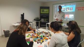Pamplona acogerá una sesión para potenciar equipos a través de Lego Serious Play