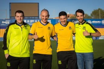 La Agrupación Deportiva de Alcorcón presenta su nueva escuadra de eSports