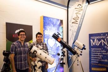 El telescopio, regalo revelación del año