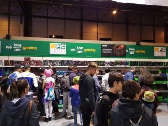 PCBox, tienda oficial en exclusiva de la 8ª edición de Gamergy