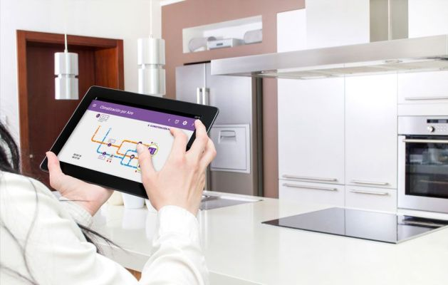 Aldro ayuda a convertir una vivienda en una casa inteligente