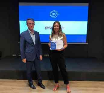 Esneca Business School recibe el Premio FSO Ranking 2018