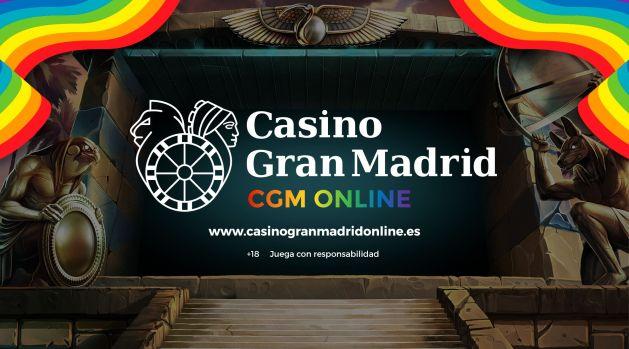 Casino Gran Madrid Online pionero en el Orgullo Gay 2019