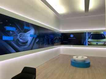 Volkswagen abre en Madrid su primer VW City Store con A.L.M.A